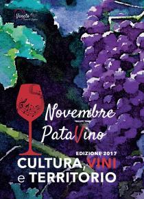 Novembre PataVino 2017. Cultura Vini e Territorio