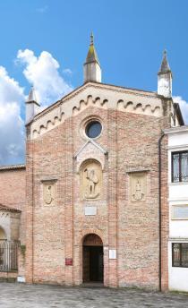Oratorio di San Giorgio, esterno