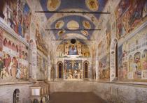 Oratorio di San Giorgio, interno