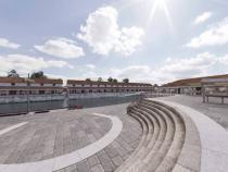 ricostruzione del porto romano
