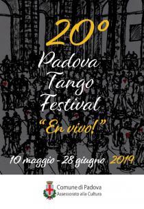 20° Padova Tango Festival 2019. En Vivo!