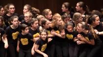 Cori Pueri Cantores e Pequeños Cantores. Concerto corale