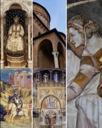 Dall'arte della città all'arte di corte. Percorsi dedicati all'arte a Padova nel 1300