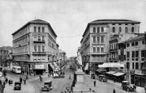 piazza Garibaldi nel 1925