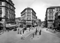 piazza Garibaldi nel 1935