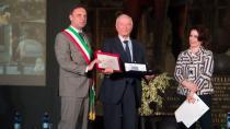 Piero Angela cittadino onorario di Padova 2016