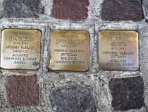 Museo della Padova Ebraica. Visite guidate alle pietre d'inciampo e conferenza in streaming