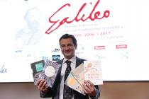 Premio Letterario Galileo 2017-Dario Bressanini e la cinquina finalista