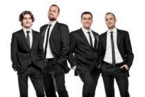 I concerti dell'AGIMUS di Padova 2017-2018. Quartetto d'Archi Manfredi