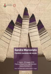 SANDRA MARCONATO. Prendere coscienza del mondo