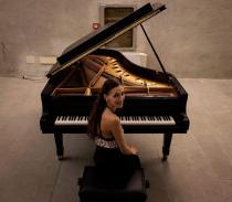 15° Concorso città di Padova per solisti e orchestra. Concerto dei finalisti-Sarah Giannetti