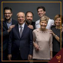 Il Salone dei sapori. Padova e le sue eccellenze-Famiglia Alajmo