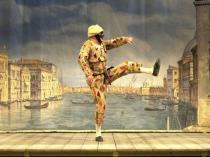 Il mondo di Arlecchino. Incontro-spettacolo con Ferruccio Soleri e Carlo Boso