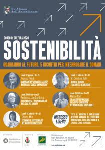 Sostenibilità. Ciclo di incontri dell'Associazione ex Alunni Antonianum