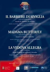 Stagione Lirica 2014-Manifesto generale