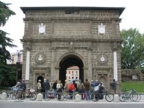Gira le mura! Giro a tappe delle mura padovane 2018-1a tappa-Ph. Bordignon