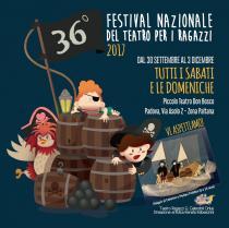 """36° Festival Nazionale Teatro per Ragazzi """"G. Calendoli"""""""