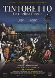 La Grande Arte al Cinema 2019. Ia parte-Tintoretto