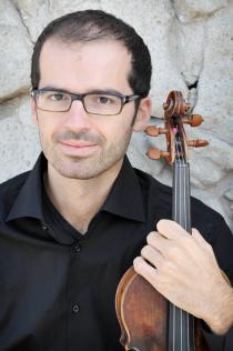 Tommaso Luison, violino