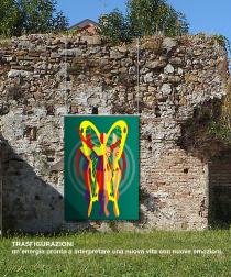 installazione a porta San Giovanni