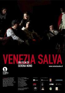 Film Venezia Salva di Serena Nono-Locandina
