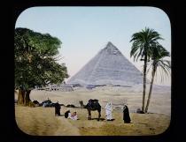 vetrino da proiezione Egitto