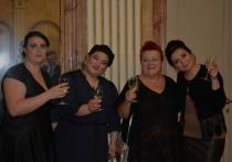 XXVII Concorso Lirico Internazionale Iris Adami Corradetti 2014-Vincitrici e Mara Zampieri