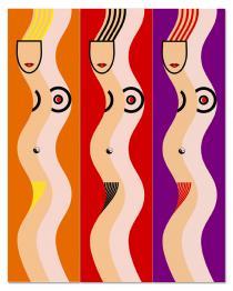 Passaggi artistici 11 - TranSiti Curve di Virgilio Barison