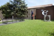 ingresso del Museo Eremitani