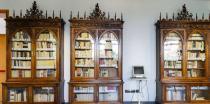 sezione storica della Biblioteca