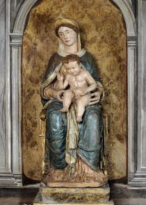 Andrea Briosco called il Riccio, Madonna and Child