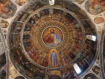 Battistero del Duomo, Cristo benedicente