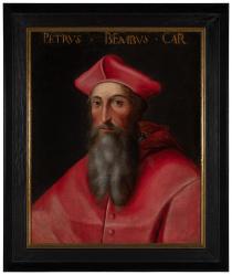 Il Ritratto di Pietro Bembo. Presentazione dipinto del XVI secolo