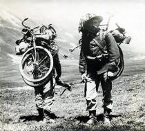 i bersaglieri ciclisti