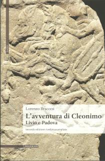 copertina del libro L'avventura di Cleonimo. Livio e Padova