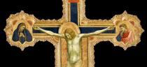 crocefisso di Giotto, particolare