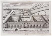 Domenico Cerato, l'ospedale di Padova