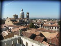 il Duomo visto dalla Torre dell'Orologio