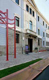 entrata del Centro Culturale