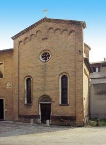 facciata dell'Oratorio