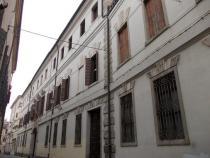 facciata di Palazzo Mussato