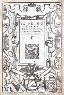 frontespizio il primo libro