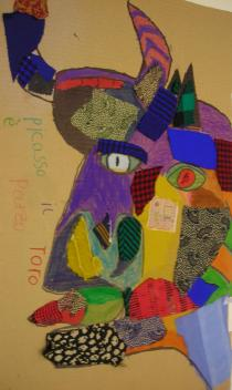 il toro di Picasso