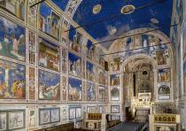 Interno della Cappella, visione del presbiterio