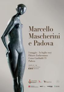 MARCELLO MASCHERINI E PADOVA, locandina