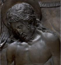 Donatello, Cristo passo