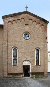 facciata dell'Oratorio di San Michele