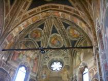Basilica del Santo, affreschi di Giusto de' Menabuoi