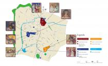 mappa dei siti