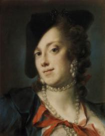 ritratto di Rosalba Carriera
